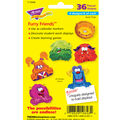 Furry Friends Mini Accents Variety Pack, 36 Per Pack, 6 Packs