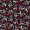 Anti-Pill Plush Fleece Fabric-Larson Pinecones