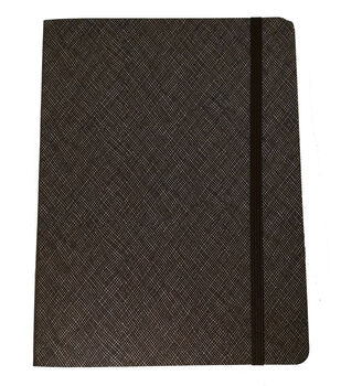 Park Lane Textured Softcover Journal-Brown