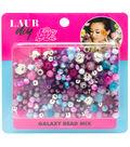 LaurDIY 5.19 oz. Bead Mix-Galaxy