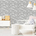 York Wallcoverings Wallpaper-Doodle Scallop
