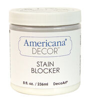 DecoArt Clear - Stain Blocker/Sealer 8oz, , hi-res