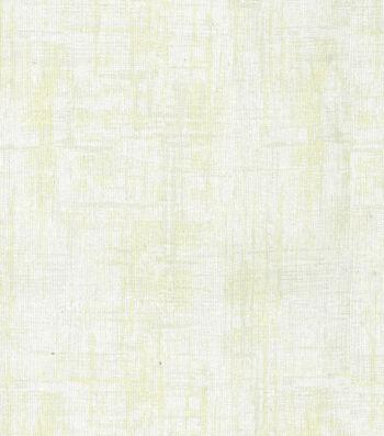 Wide Quilt Fabric 108''-Beige Crosshatch