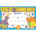 Eureka Recognition Awards-Color My World Great Thinking