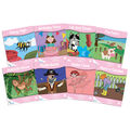 Fantails Book Banded Readers, Pink Fiction, Levels A-B