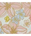 Fabric Palette 1/4yd Pre-cut Cotton Fabric-Pastel Vintage Flowal