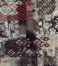 Modern Cotton Fabric 43\u0027\u0027-Digital Lines