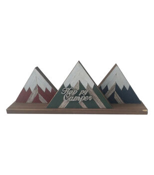 Camp Ann Trio Mountain-Happy Camper