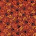 Harvest Cotton Fabric-Harvest Leaf