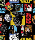 Star Wars Fleece Fabric 58\u0027\u0027-Cartoon Characters