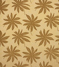 Home Decor 8\u0022x8\u0022 Fabric Swatch-Upholstery Fabric Barrow M8253-5934 Coconut