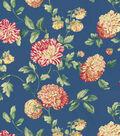 Home Decor 8\u0022x8\u0022 Swatch Fabric-Williamsburg Charlotte Jewel