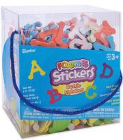 Darice Foam Stickers Dotty Alphabet, , hi-res