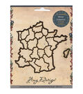 Amy Design Find It Trading Map Die-France