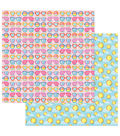 Photoplay Paper Those Summer Days 12\u0027\u0027x12\u0027\u0027 Cardstock-Sunnies