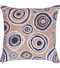 Design Works Neeedlepoint Kit 12\u0022X12\u0022-Circles-Stitched In Yarn