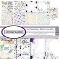 Reminisce Collection Kit 12\u0027\u0027X12\u0027\u0027-Anniversary Blessing