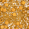 The Sweet Tooth Fairy Small Sprinkle Mix-White & Gold