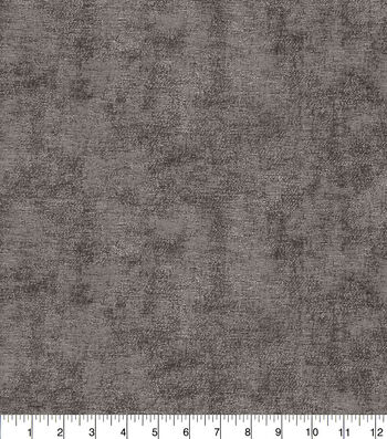 P/K Lifestyles Upholstery Fabric 56''-Charcoal Highgarden
