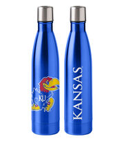 University of Kansas 18 oz Insulated Stainless Steel Water Bottle, , hi-res