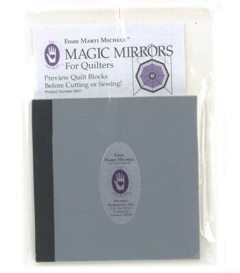 "Folding Magic Mirror-6"" X 6"""