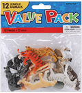 Party Favors Jungle Animals 12 Count Multipack of 12