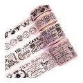 Prima Traveler\u0027s Journal Vintage Decorative Tape-Blush 15mm To 40mm