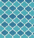 Keepsake Calico Cotton Fabric-Dawn Geo Blue