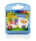 Crayola Washable Super Tips Markers Kit