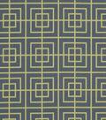 Home Decor 8\u0027\u0027x8\u0027\u0027 Fabric Swatch-Robert Allen Square Lattice Hydrangea