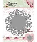 Find It Trading Precious Marieke Seasonal Flowers Die-Flower Frame