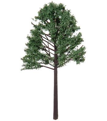 """Diorama 5-1/8"""" Tree With Powder 2/Pkg"""