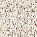 Christmas Cotton Fabric-Winter Berries