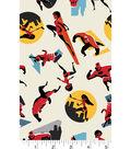 Disney Incredibles 2 Cotton Fabric 43\u0027\u0027-Badges