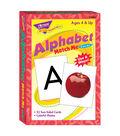 TREND 312 pk 3\u0027\u0027x4\u0027\u0027 Alphabet Match Me Cards Game