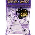 Maker\u0027s Halloween 2.1 oz. Super Stretch Spider Web
