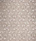 Home Decor 8\u0022x8\u0022 Fabric Swatch-Print Fabric Eaton Square Walters Khaki