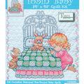 Tobin Baby Stamped Cross Stitch Girl Bedtime Prayer