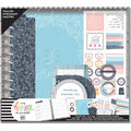 The Happy Planner 12-Month Dated Big Planner Box Kit-Never Be Erased