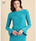 Simplicity Pattern 8415 Misses\u0027/Miss Petite Dresses-Size U5 (16-24)
