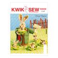 Mccall Pattern K4008 One Size O-Kwik Sew Pattern