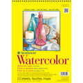 Strathmore Watercolor Paper Pad 11\u0022X15\u0022-140lb Cold Press 12 Sheets