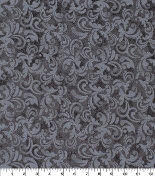 Keepsake Calico Cotton Fabric-Paloma Textured Scroll
