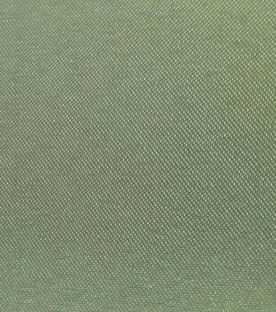 Glitterbug Satin Fabric -Solid Silver