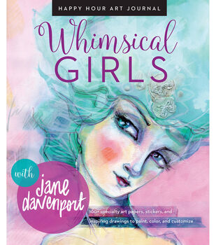 Mixed Media Resources-Whimsical Girls