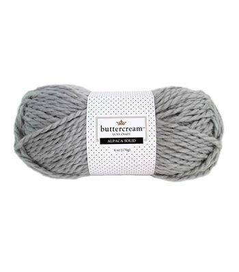 Buttercream Luxe Craft Alpaca Solids Yarn