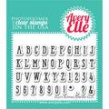 Avery Elle Clear Stamp Set 2\u0022X3\u0022-Elle\u0027s Alpha\u0027s