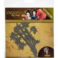 Find It Trading Amy Design 3\u0027\u0027x4.25\u0027\u0027 Oriental Die-Bamboo