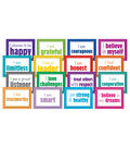 Teacher Created Resources Positive Posters Bulletin Board Set, 2 Sets