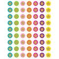 Teacher Created Resources Confetti Stars Mini Stickers 12 Packs
